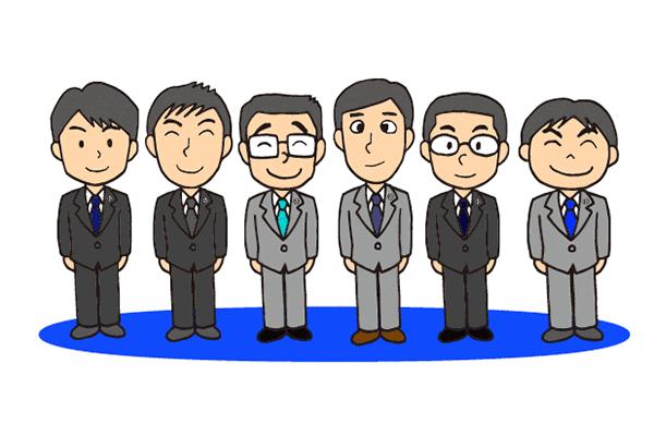 管理チームが発足。メンバー6名で取り組んでおります!